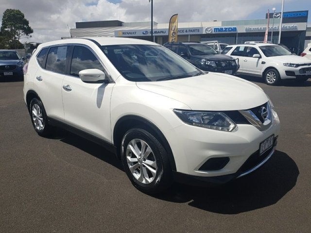 Used Nissan X-Trail TS X-tronic 2WD, Warrnambool East, 2015 Nissan X-Trail TS X-tronic 2WD Wagon