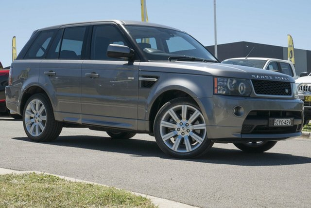 Used Land Rover Range Rover Sport TDV6 Luxury, Phillip, 2011 Land Rover Range Rover Sport TDV6 Luxury Wagon