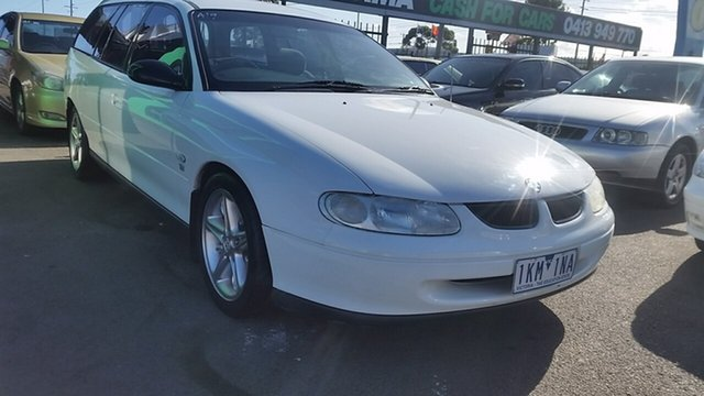 Used Holden Commodore Executive, Cheltenham, 1998 Holden Commodore Executive Wagon