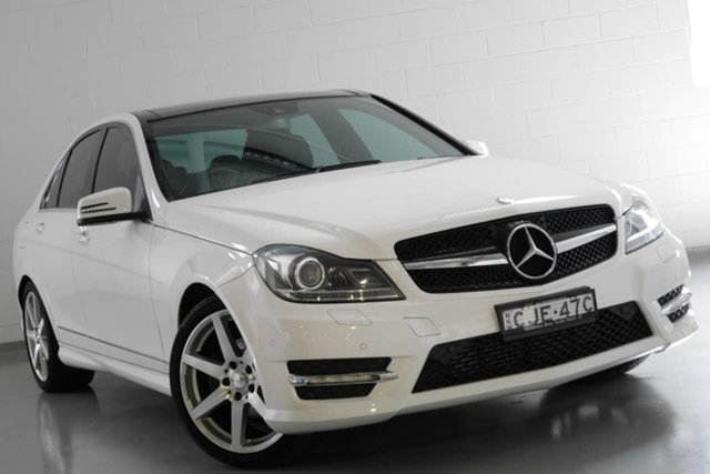 Used Mercedes-Benz C250 BlueEFFICIENCY 7G-Tronic + Avantgarde, Southport, 2012 Mercedes-Benz C250 BlueEFFICIENCY 7G-Tronic + Avantgarde Sedan