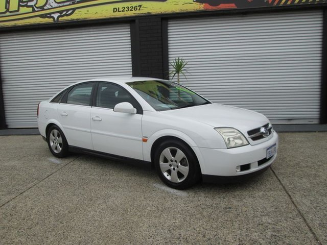 Used Holden Vectra CDXi, O'Connor, 2004 Holden Vectra CDXi Sedan
