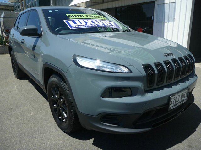 Used Jeep Cherokee Sport, Edwardstown, 2014 Jeep Cherokee Sport Wagon