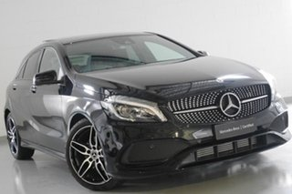 2017 Mercedes-Benz A200 D-CT Hatchback.