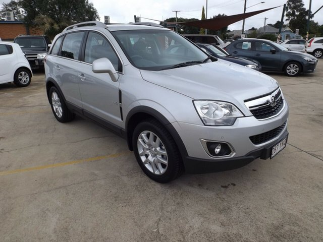 Used Holden Captiva 5, Toowoomba, 2012 Holden Captiva 5 Wagon