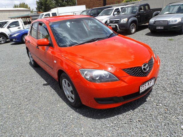 Used Mazda 3 Neo, Toowoomba, 2007 Mazda 3 Neo Hatchback