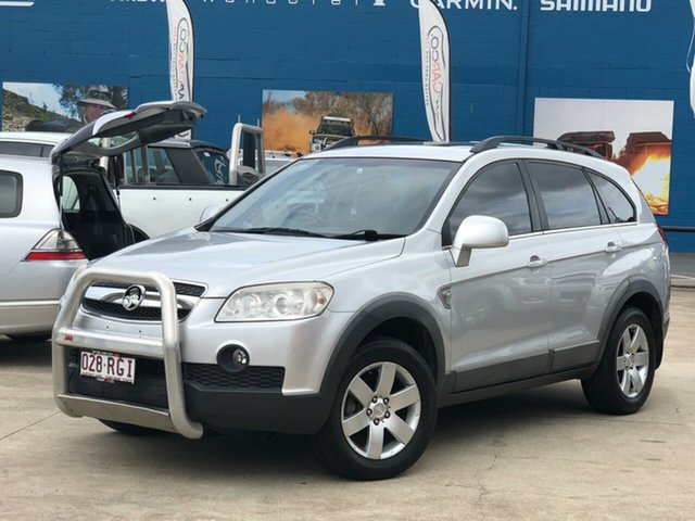 Used Holden Captiva CX AWD, Greenslopes, 2010 Holden Captiva CX AWD Wagon