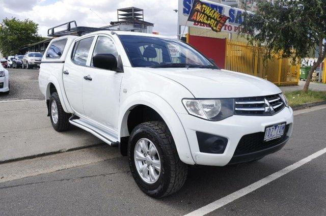Used Mitsubishi Triton GLX (4x4), Hoppers Crossing, 2014 Mitsubishi Triton GLX (4x4) Double Cab Utility