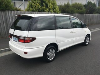 2001 Toyota Tarago GLi Wagon.