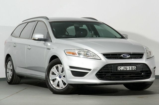 Used Ford Mondeo LX PwrShift TDCi, Campbelltown, 2012 Ford Mondeo LX PwrShift TDCi Wagon