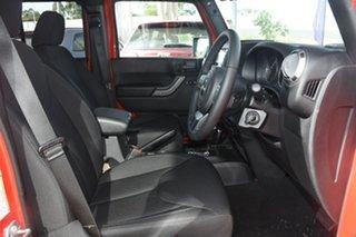 2018 Jeep Wrangler Unlimited Sport SUV.