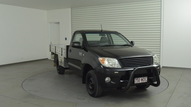 Used Toyota Hilux SR 4x2, Southport, 2008 Toyota Hilux SR 4x2 Utility