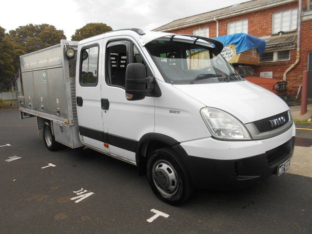 Used Iveco Daily, Thomastown, 2011 Iveco Daily Crewcab
