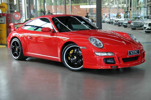 Used Porsche 911 Carrera, North Melbourne, 2005 Porsche 911 Carrera Coupe
