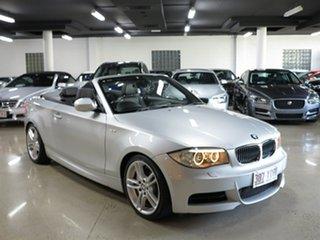 2012 BMW 135i D-CT Convertible.