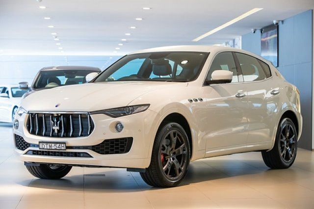 Demonstrator, Demo, Near New Maserati Levante Q4, Artarmon, 2018 Maserati Levante Q4 Wagon