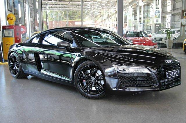 Used Audi R8 S tronic quattro, North Melbourne, 2013 Audi R8 S tronic quattro Coupe