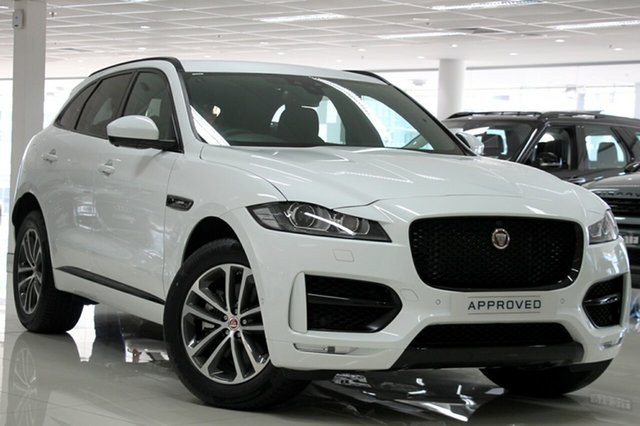 Used Jaguar F-PACE 30D R-Sport AWD (221KW), Concord, 2017 Jaguar F-PACE 30D R-Sport AWD (221KW) Wagon