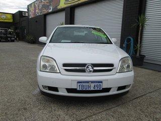 2004 Holden Vectra CDXi Sedan.