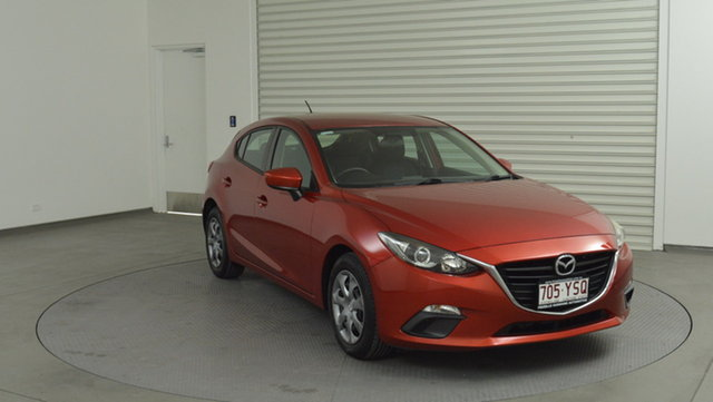 Used Mazda 3 Neo Activematic, Southport, 2013 Mazda 3 Neo Activematic Hatchback
