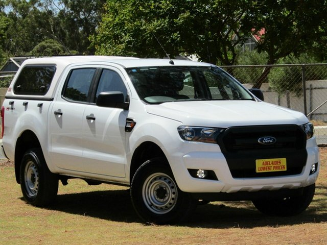 Used Ford Ranger XL Double Cab 4x2 Hi-Rider, 2017 Ford Ranger XL Double Cab 4x2 Hi-Rider Utility