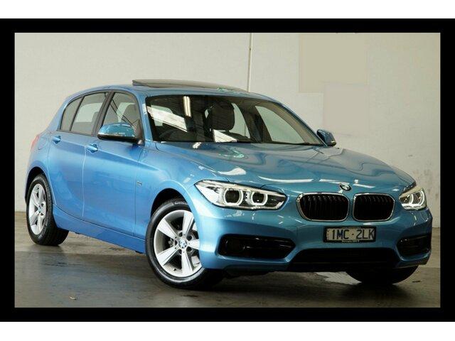 Used BMW 118i Sport Line Steptronic, Clayton, 2018 BMW 118i Sport Line Steptronic Hatchback