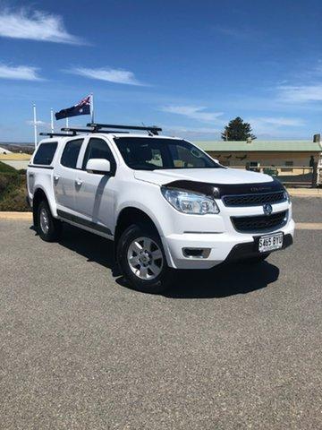 Used Holden Colorado LS-X, Reynella, 2016 Holden Colorado LS-X Utility