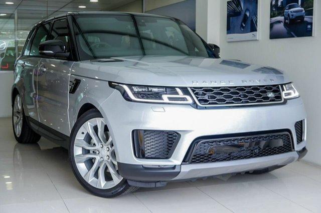 New Land Rover Range Rover Sport SDV6 183kW CommandShift SE, Brookvale, 2018 Land Rover Range Rover Sport SDV6 183kW CommandShift SE Wagon