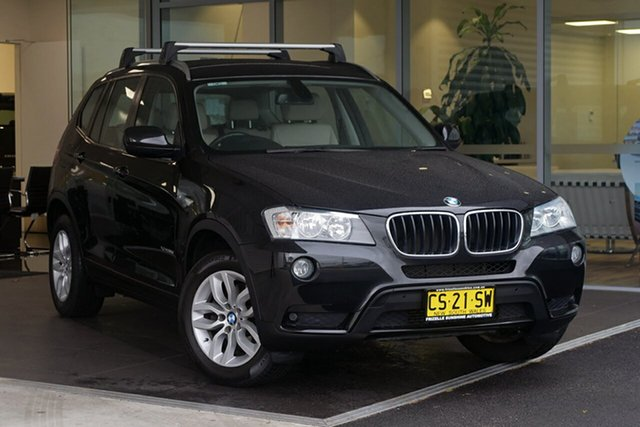Used BMW X3 xDrive20d Steptronic, Southport, 2011 BMW X3 xDrive20d Steptronic Wagon