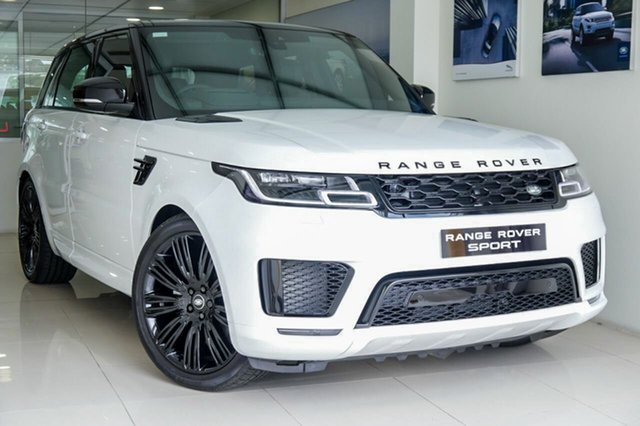New Land Rover Range Rover Sport SDV6 SE (183KW), Brookvale, 2018 Land Rover Range Rover Sport SDV6 SE (183KW) Wagon