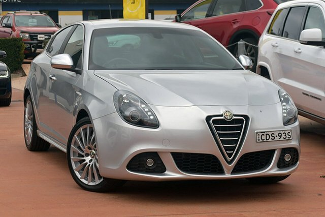 Used Alfa Romeo Giulietta Distinctive, Southport, 2012 Alfa Romeo Giulietta Distinctive Hatchback
