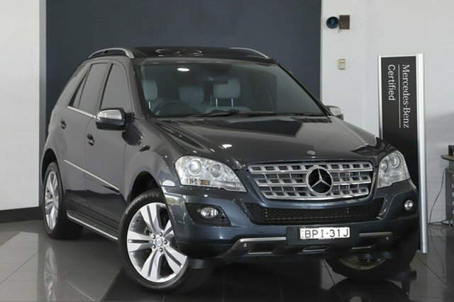 Used Mercedes-Benz ML350, Southport, 2010 Mercedes-Benz ML350 Wagon