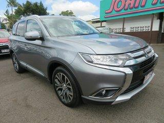 Used Mitsubishi Outlander LS 2WD, Mount Gravatt, 2017 Mitsubishi Outlander LS 2WD ZK MY17 Wagon