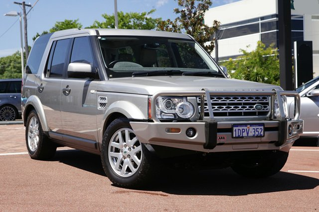 Used Land Rover Discovery 4 TdV6 CommandShift, Osborne Park, 2011 Land Rover Discovery 4 TdV6 CommandShift Wagon