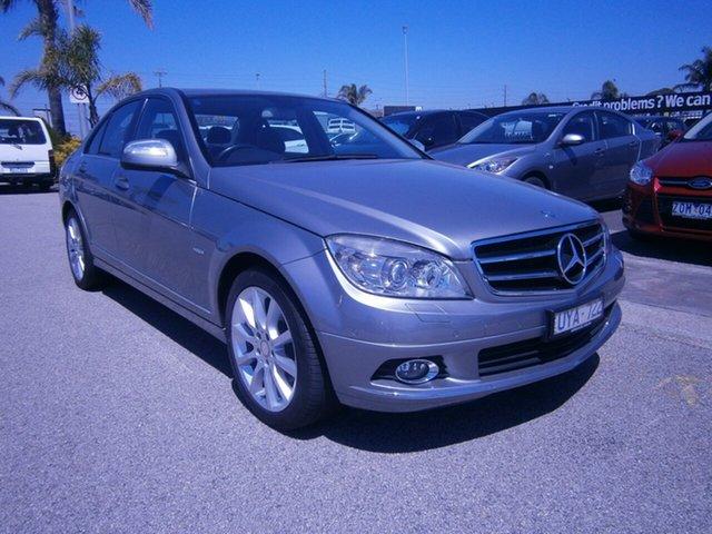 Used Mercedes-Benz C200 Kompressor Elegance, Cheltenham, 2007 Mercedes-Benz C200 Kompressor Elegance Sedan