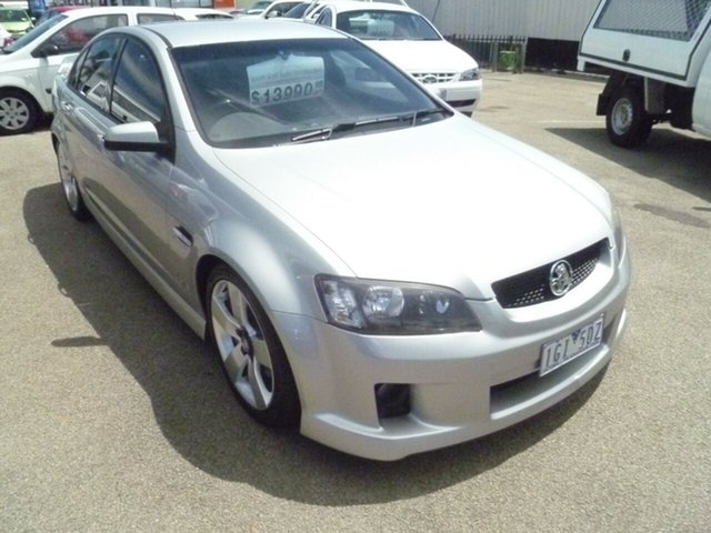 Used Holden Commodore SS, Cheltenham, 2008 Holden Commodore SS Sedan