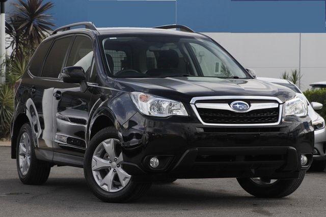 Used Subaru Forester 2.5i-L Lineartronic AWD, Bowen Hills, 2014 Subaru Forester 2.5i-L Lineartronic AWD Wagon
