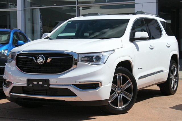 Demonstrator, Demo, Near New Holden Acadia LTZ-V 2WD, Brookvale, 2018 Holden Acadia LTZ-V 2WD Wagon