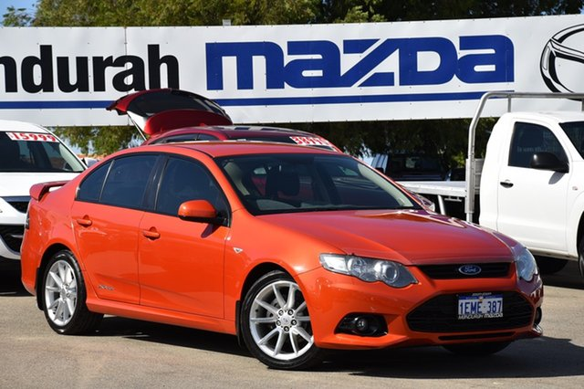 Used Ford Falcon XR6 (LPi), Mandurah, 2013 Ford Falcon XR6 (LPi) Sedan