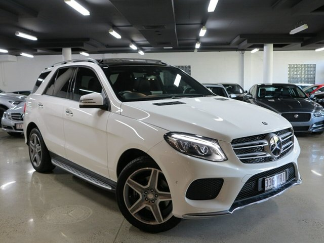 Used Mercedes-Benz GLE250 d 9G-TRONIC 4MATIC, Albion, 2017 Mercedes-Benz GLE250 d 9G-TRONIC 4MATIC Wagon