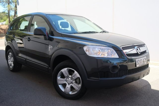 Used Holden Captiva SX AWD, Christies Beach, 2009 Holden Captiva SX AWD Wagon