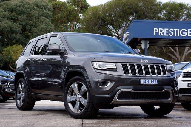 Used Jeep Grand Cherokee Limited, Balwyn, 2013 Jeep Grand Cherokee Limited Wagon