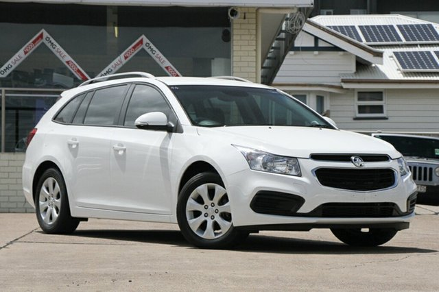 Used Holden Cruze CD Sportwagon, Indooroopilly, 2015 Holden Cruze CD Sportwagon Wagon