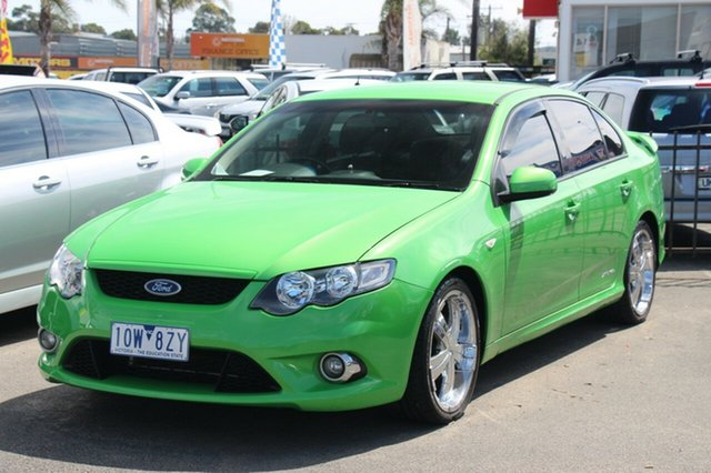Used Ford Falcon XR6, Cheltenham, 2009 Ford Falcon XR6 Sedan