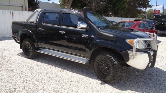 Used Toyota Hilux SR5, Seaford, 2008 Toyota Hilux SR5 Utility