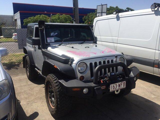 Used Jeep Wrangler Sport, Tingalpa, 2011 Jeep Wrangler Sport Softtop