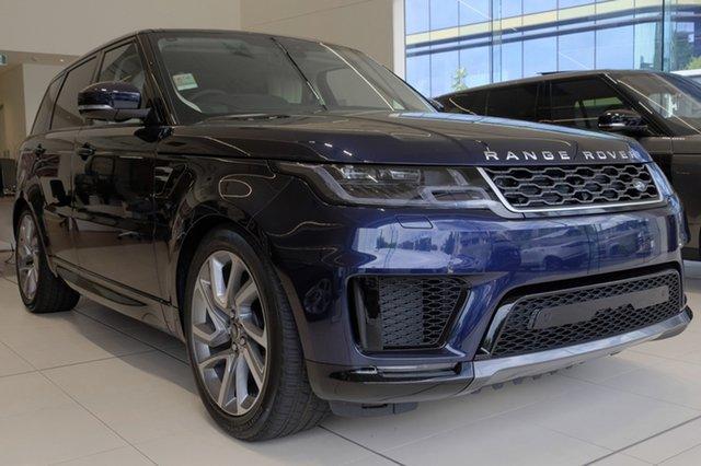New Land Rover Range Rover Sport SDV6 CommandShift HSE, Newstead, 2018 Land Rover Range Rover Sport SDV6 CommandShift HSE Wagon