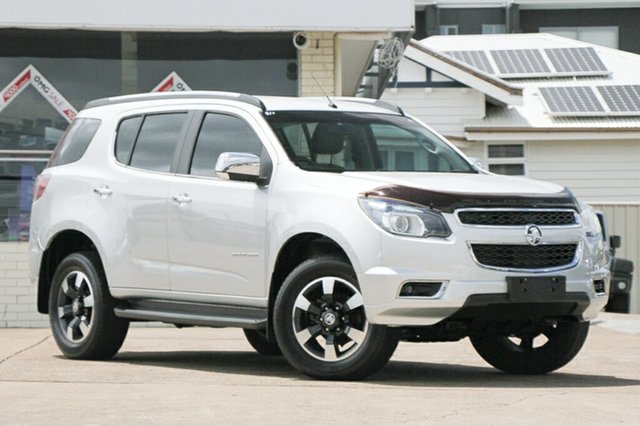 Used Holden Colorado 7 Trailblazer, Indooroopilly, 2016 Holden Colorado 7 Trailblazer Wagon