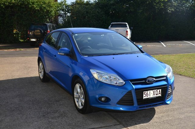 Used Ford Focus Trend, Toowoomba, 2013 Ford Focus Trend Hatchback