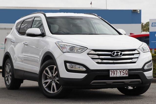 Used Hyundai Santa Fe Elite, Toowong, 2014 Hyundai Santa Fe Elite Wagon