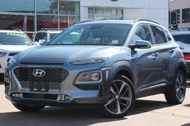 Used Hyundai Kona Highlander (AWD), Brookvale, 2018 Hyundai Kona Highlander (AWD) Wagon